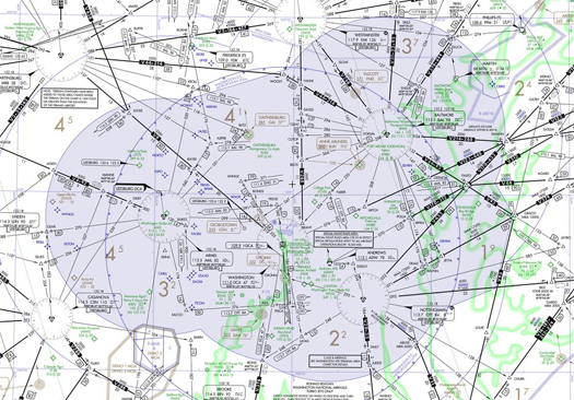 ASG - IFR routes